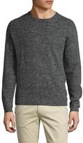 Slate & Stone Wool Crewneck Ribbed Sweater