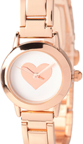 Forever 21 Heart On Your Sleeve Watch