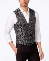 INC International Concepts Men's Slim-Fit Jacquard Vest, Created for Macy's