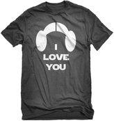 Indica Plateau Womens I Love You T-Shirt