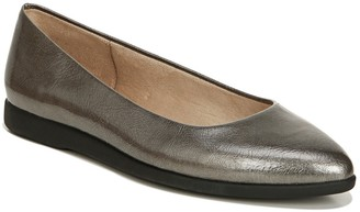 LifeStride Amelia Pointed Toe Flat - Wide Width Available