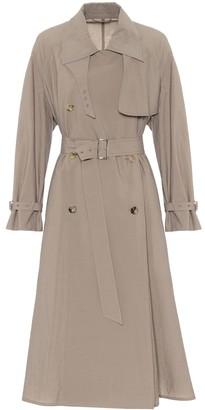 Max Mara Falster cotton-blend coat