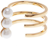 Rebecca Minkoff Bead Wrap Ring - Size 7