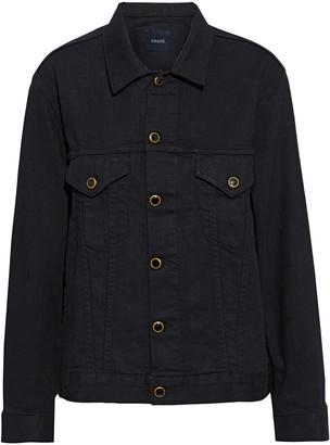 KHAITE Cate Oversized Denim Jacket