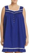 Eileen West Plus Short Nightgown