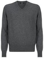 Harrods Of London Cashmere V-neck Sweater