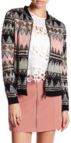 Endless Rose Embellished Sequin and Beaded Jacket