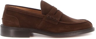 Tricker's Trickers James Penny Loafer Suede