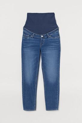 H&M MAMA Mom Ankle Jeans
