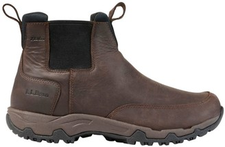 L.L. Bean Men's Newington Slip-On Boots, Waterproof Insulated