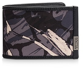 Tumi Alpha Slim Single Billfold Wallet