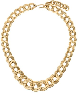 Monet Pre-Owned 1980s graduated necklace