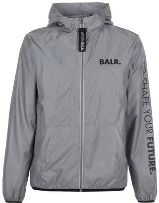 BALR Reflective Hooded Jacket