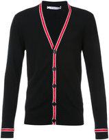 Givenchy contrast-trim cardigan
