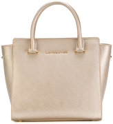 Lancaster small top handles tote - women - Leather - One Size