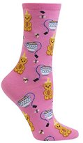 Hot Sox Women's Originals Fashion Crew Socks