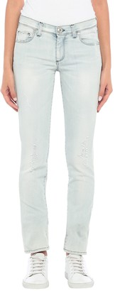 Ermanno Scervino ERMANNO DI Denim pants - Item 42763683AN