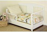 Dream On Me Animal Kingdom 4-Piece Toddler Bedding Set
