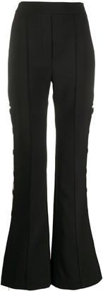 Ellery side slit trousers
