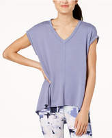 Calvin Klein High-Low Hem T-Shirt