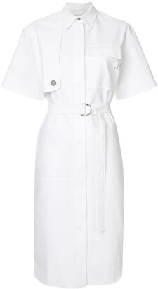 Cédric Charlier Shirt Dress