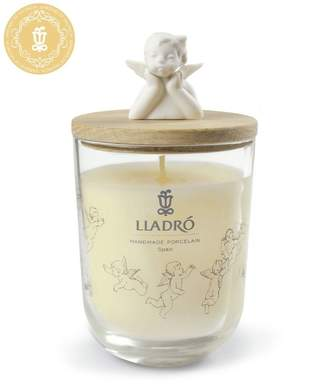 Lladro Missing You Candle Gardens of Valencia Scent