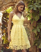 Lipsy Lace Cami Prom Dress