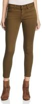 Warp & Weft JFK Skinny Jeans in Army Green