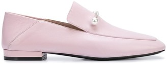 Coliac Embellished Slip-On Loafers