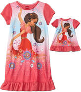 Character Sleepwear Girls' Elena Of Avalor Nightgown