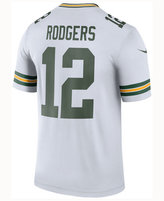Nike Men's Aaron Rodgers Green Bay Packers Legend Color Rush Jersey