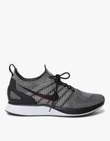 Nike Air Zoom Mariah Flyknit Racer in Pale Grey/White