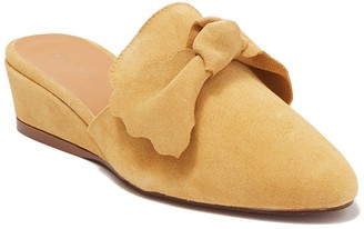 Klub Nico Delmy Bow Loafer Mule