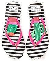 Kate Spade Nassau Flip Flops