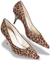 Bettye Muller Bardot in Leopard