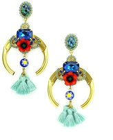 Elizabeth Cole Folia Earrings