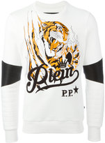 Philipp Plein Blood Tiger sweatshirt