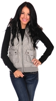 Dollhouse Quilted Vest