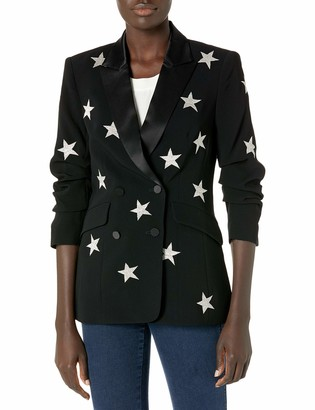 Cinq à Sept Women's Mini Star Lila Blazer