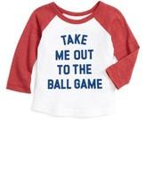 Infant Boy's Peek Ball Game T-Shirt
