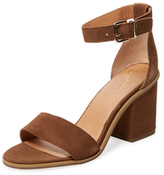 Seychelles Conductor Two-Piece Leather Sandal