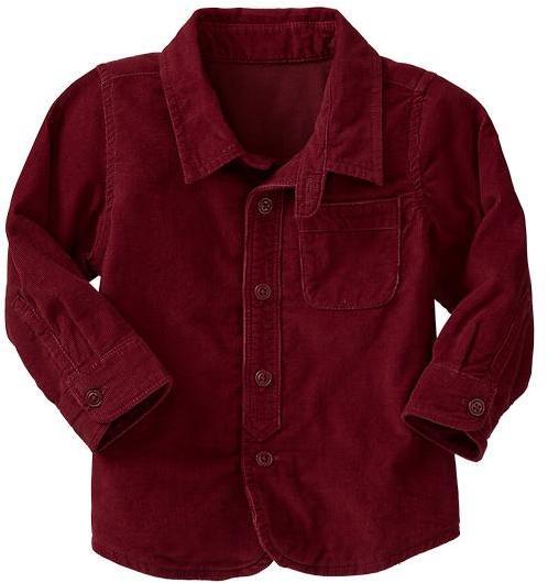 Gap Cord shirt