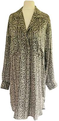 MARIE FRANCE VAN DAMME Silk Dress for Women