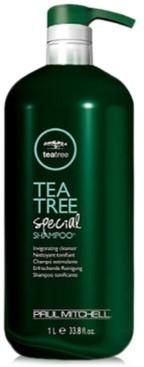 Paul Mitchell Tea Tree Special Shampoo, 33.8-oz, from Purebeauty Salon & Spa