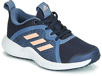 adidas FORTARUN X K girls's Shoes (Trainers) in Blue
