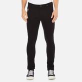 Vivienne Westwood Men's Drainpipe Jeans Black Denim