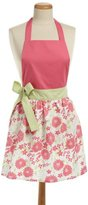 DII 100% Cotton, Trendy, Fashion, Daisy Skirt Ladies Women Apron, Kitchen Chef Adult Apron, Adjustable Neck & Waist Ties, Perfet forGift, Cooking, Baking, Crafting- Pink