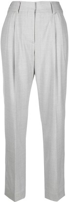 BLAZÉ MILANO Tailored Tapered Leg Trousers