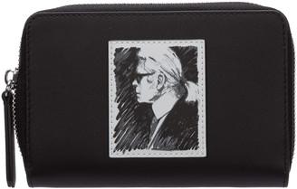 Karl Lagerfeld Paris Legend Zipped Wallet
