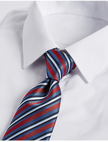 M&S Collection 2 Pack Spotted & Striped Tie